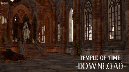 Temple of Time [MMD] DL