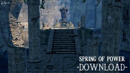 Spring of Power [MMD] DL *UPDATE*