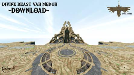 Divine Beast Vah Medoh [MMD] DL