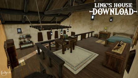 Link's House [MMD] DL