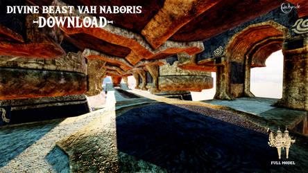 Divine Beast Vah Naboris [MMD] DL