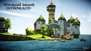 Windfall Island [MMD] DL