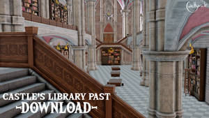 Castle's Library (Past) [MMD] DL