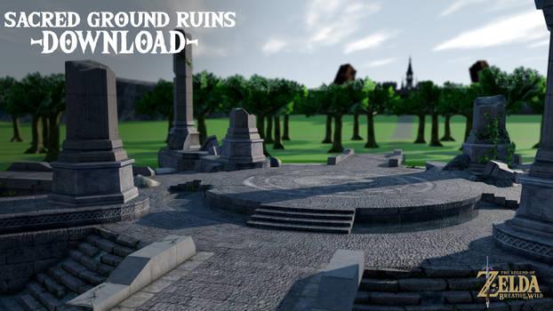 Sacred Ground Ruins [MMD] DL