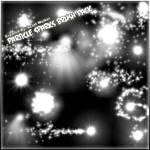Particle Sparks Brush Pack: