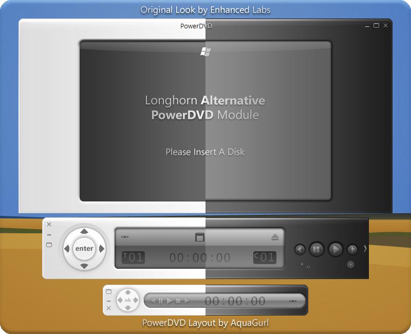 LhA PowerDVD Module by daynite