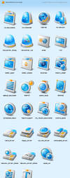 skyey-2s windows icons by kirozeng