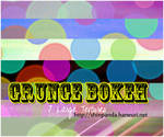 TEXTURE PACK 10 - Grunge Bokeh