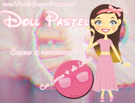Doll Pastel by Hannia-Jacky