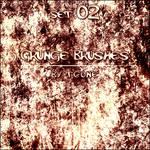Grunge brushes set 2