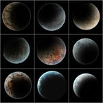 Planets Pack 2