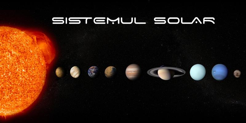 Planetele Sistemului Solar (Solar System Planets) | Golabz  |Sistemul Solar