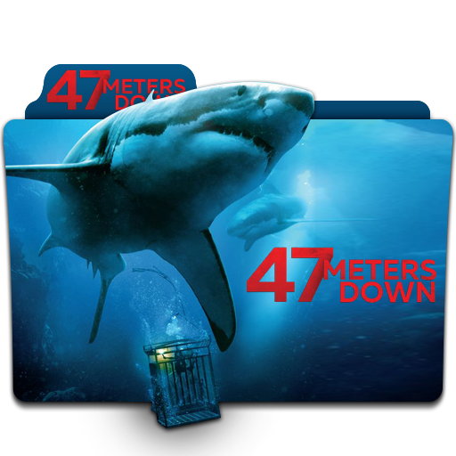 47 Meters Down 2017 Folder Icon by MohamedElbialy ...
