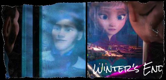 Winters End A Frozen Fanfic