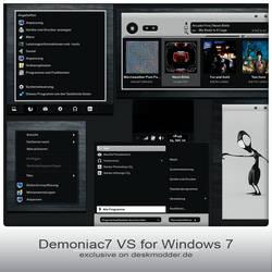 Demoniac 7 VS