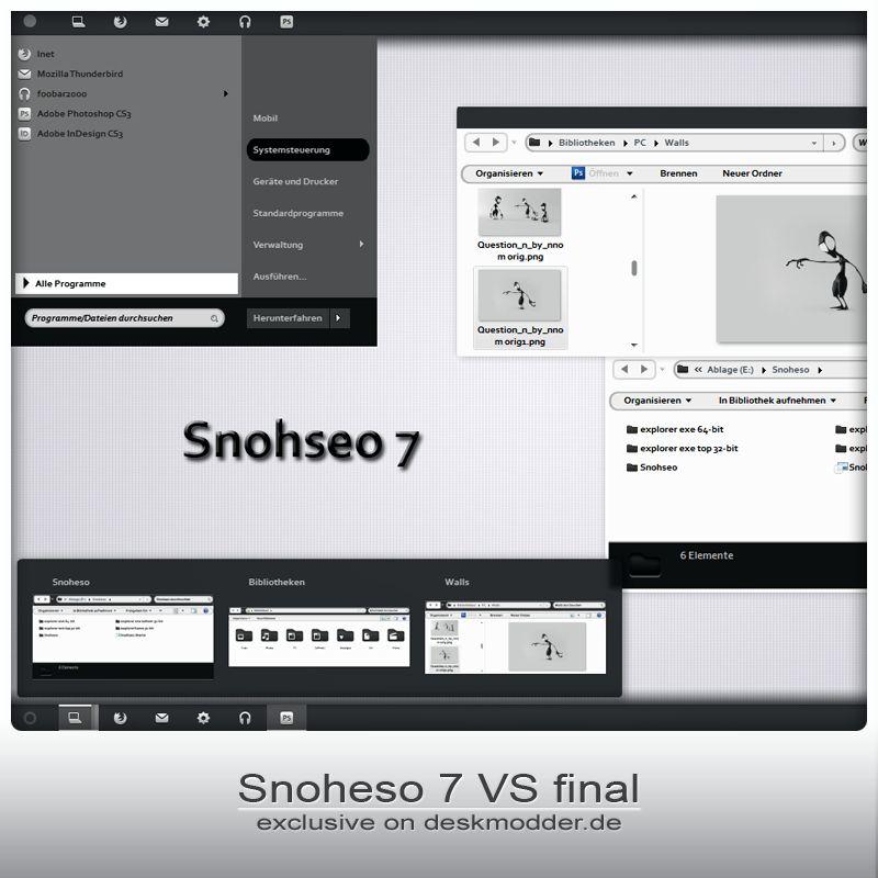 Snoheso7 final by deskmodder