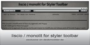 liscio monolit styler by dmone