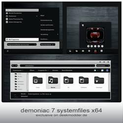 demoniac 7 systemfiles x64 by deskmodder