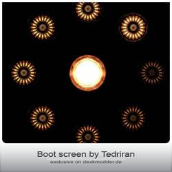 Boot screen 2 by Tedriran