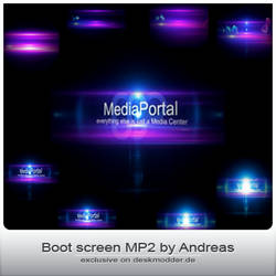 Win 7 Boot screen  by Andreas