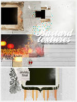 Bastard Textures by ninevolt-heart