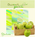 Sweet Green Colours by julietawild07