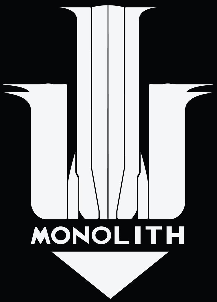 Paragon Monolith minimalistic (vector) by semereliif