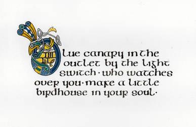 Illumination: Birdhouse In Your Soul