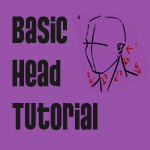 Basic Head Tutorial by AlbinoNial