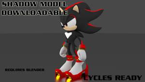 Shadow 3D Model - Download