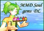 MMD Soul Gems DL