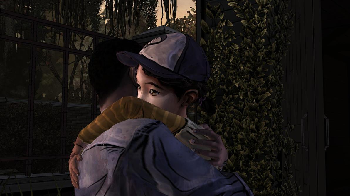 Walking Dead Clementine x M!Reader- Guardian Angel by