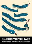 Snake: Vector Pack