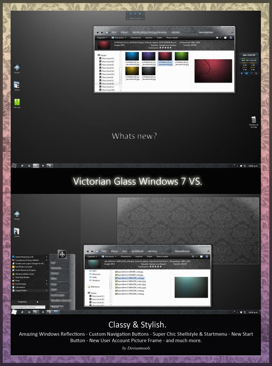 Victorian Glass 7 VS