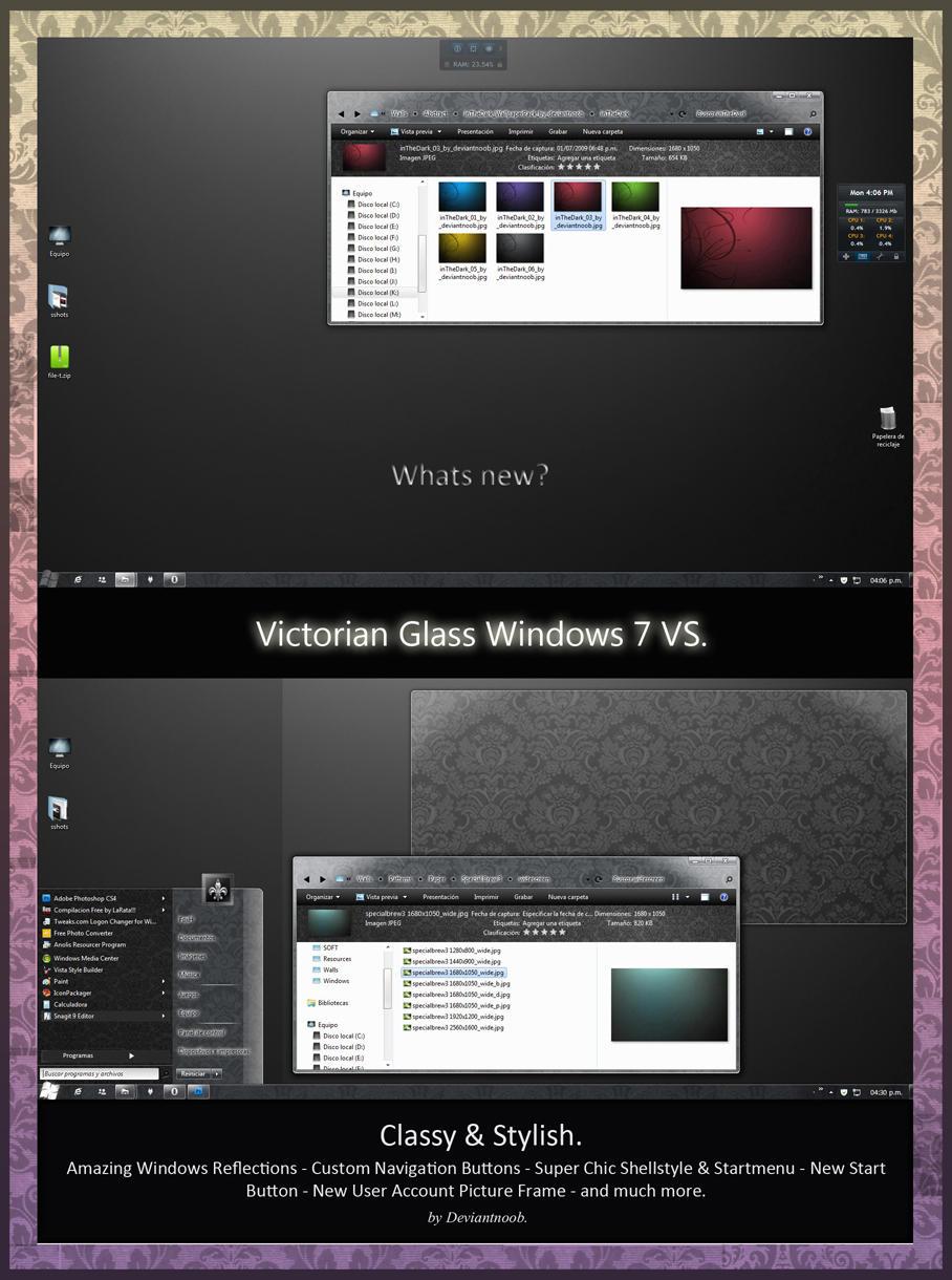 Victorian Glass 7 VS by Deviantnoob