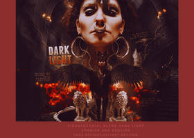 Tutorial Blend Dark Light {Spanish and English}