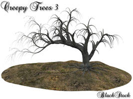 Creepy Trees 3 by BlackStock