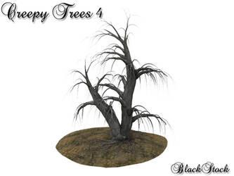 Creepy Trees 4 by BlackStock