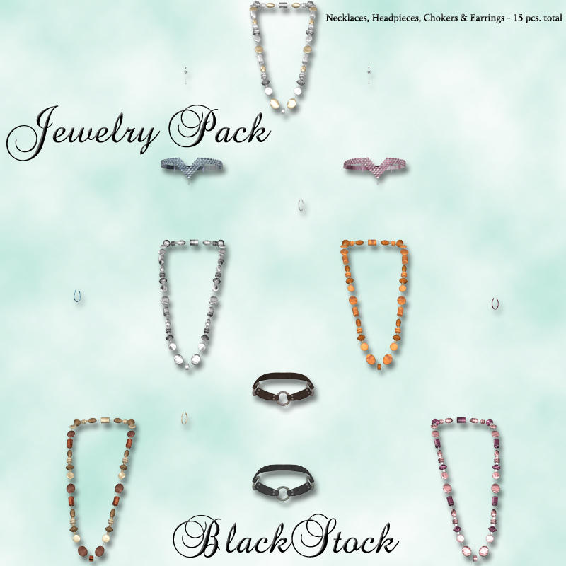 Jewelry Pack by BlackStock