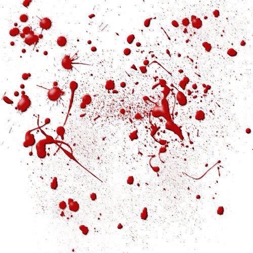 MZA Blood-Splatter Brush Set 1 by mIsCrEaNt---MZA