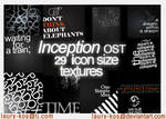 Inception OST icon textures