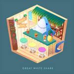 Critter Cubes: Great White Shark