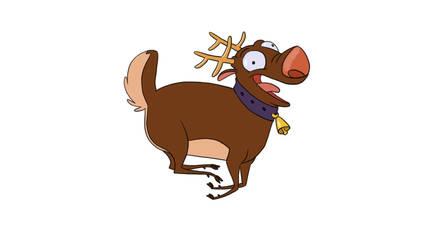 Dumb deer