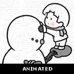 Mr Snowman by ziggwies