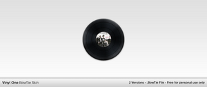 Vinyl One - Bowtie Theme by vanGenie