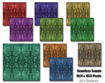 Seamless Sequin Second Life Texture Collection