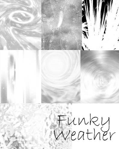 Funky Weather by AmethystArmor