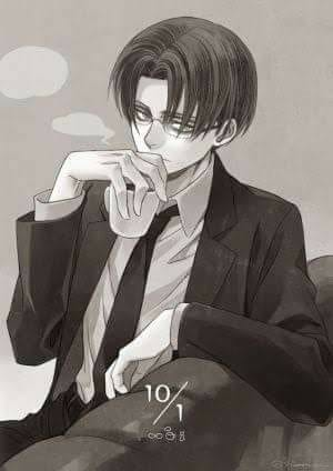 Levi x Reader 2 on AttackOnTitanxReader - DeviantArt