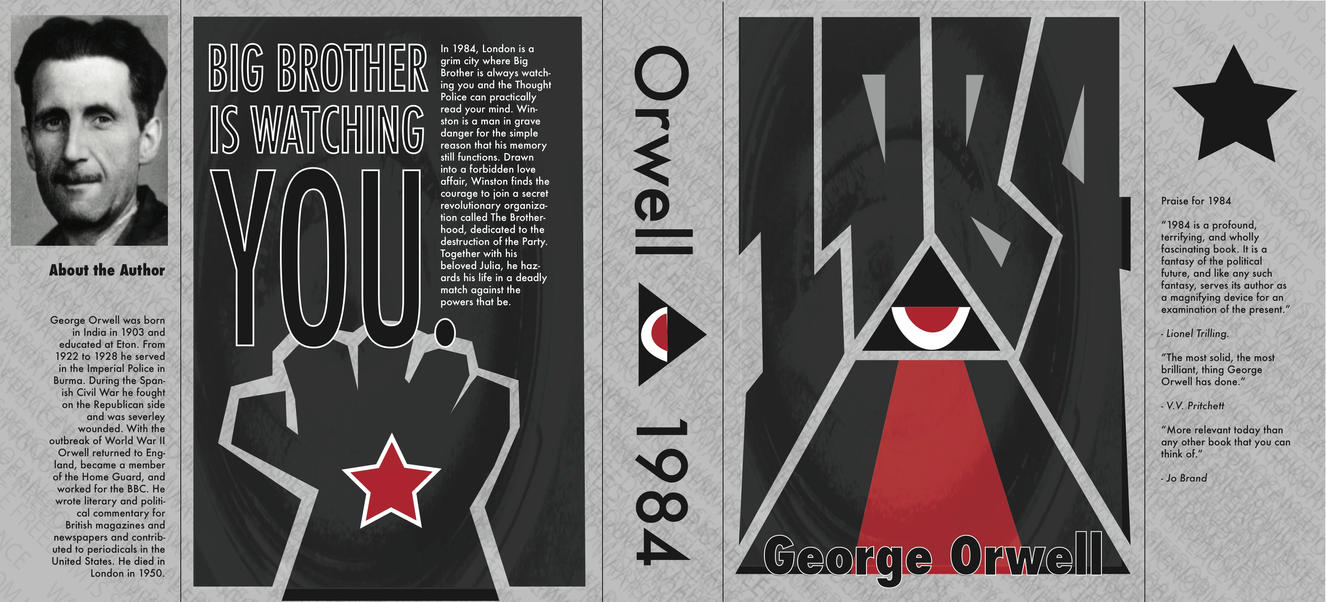 the power and control of the party in 1984 a novel by george orwell 1984 by george orwell before your students read 1984, introduce them to the novel by discussing the major themes: - curious about how the power control works.