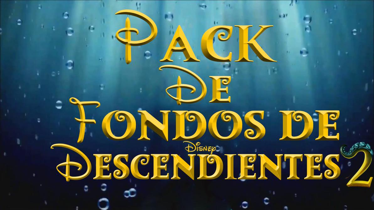 Pack De Fondos De Descendientes 2 By Descender145 On Deviantart